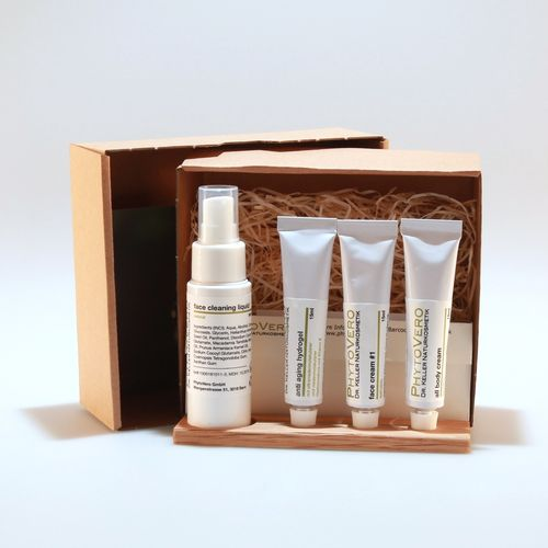 sample box 'face clean & care'